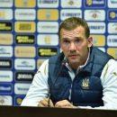 Шевченко рассказал, что у него только одно предчувствие в преддверии сегодняшней игры