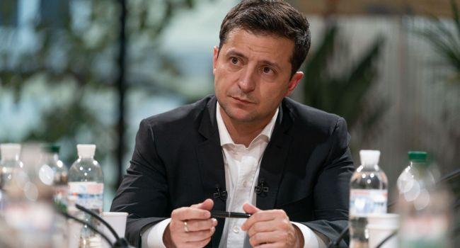 Уколов: 117 раз - именно столько Зеленский вспоминал Порошенко и «Европейскую солидарность» в ходе пресс-марафона