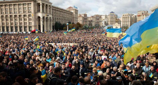 Нусс: на Банковой всерьез обеспокоены из-за завтрашних акций протеста