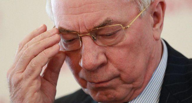 «Эх, Витя, а я ведь говорил тебе...»: Азаров признался, почему на Майдане была пролита кровь мирных жителей