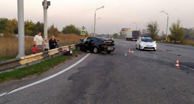 ЧП в Днепре: В страшном ДТП погиб сотрудник полиции