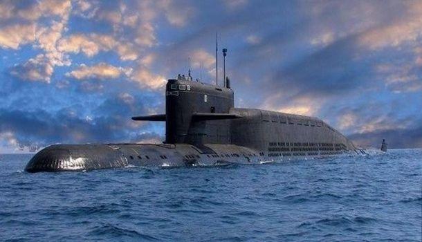 Помпезный запуск путинской подлодки завершился сбоем