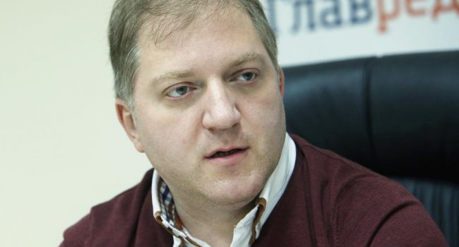 «Недавно зубоскалили по поводу гибели людей в России, сейчас сокрушаются из-за Гонтаревой»: Волошин засомневался, что удастся построить общую страну