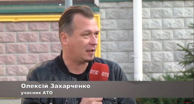 Ветеран АТО: Зеленского не понимают даже те бойцы, которые голосовали за него, как можно отдать те метры земли, которые политы кровью?