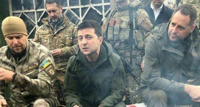 Журналіст: ветерани АТО і армія проголосувала проти «Пороха», тепер країна в руках їх президента, тому нічого обурюватися