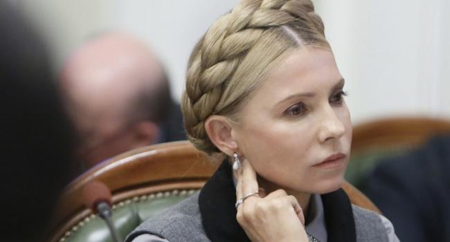 Царёв: «Тимошенко уже пообещали кресло премьер-министра»