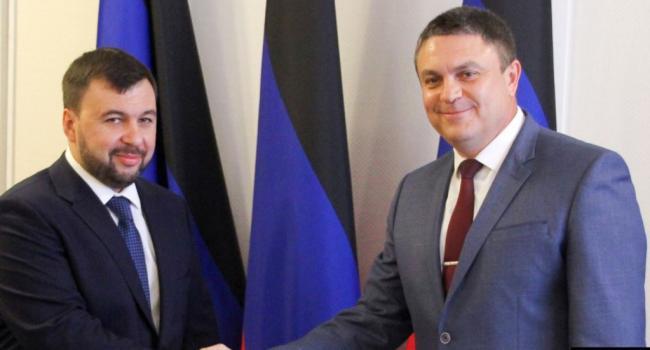 Телеведущая: заявление главарей «ЛДНР» означает, что обещания власти защитить украинцев в «серой зоне» — является ложью