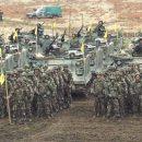 Литва, которую РФ не оккупировала, увеличивает армию, Украина, часть которой оккупирована, вообще хочет отказаться от призыва