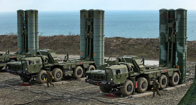 «Отказа не будет»: Анкара заявила, что намерена использовать закупленные у России С-400