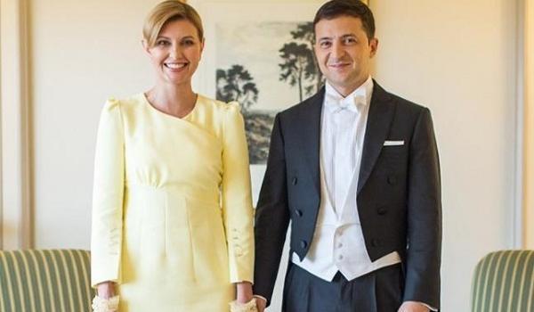Первая леди Украины прокомментировала скандал с желтым платьем во время визита в Японию