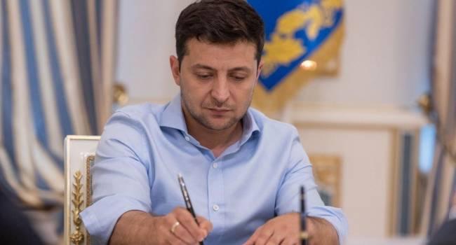 «Госзакупки для анбандлинга»: Зеленский поставил подпись под важным законом