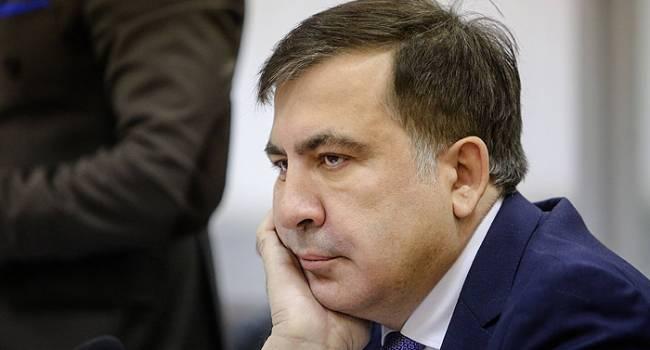 Саакашвили раскаивается в том, что в 2013-м покинул Грузию