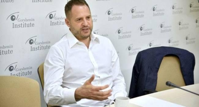 Ермак рассказал о единой позиции Украины, Франции и Германии
