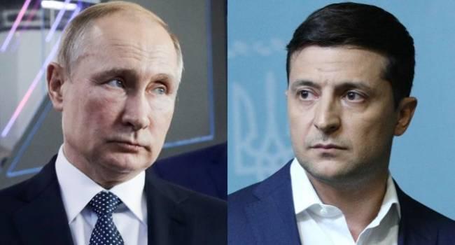 Ветеран АТО: Путин – государственник-имперец. Зеленский – избранник обывателя, вот и вся разница