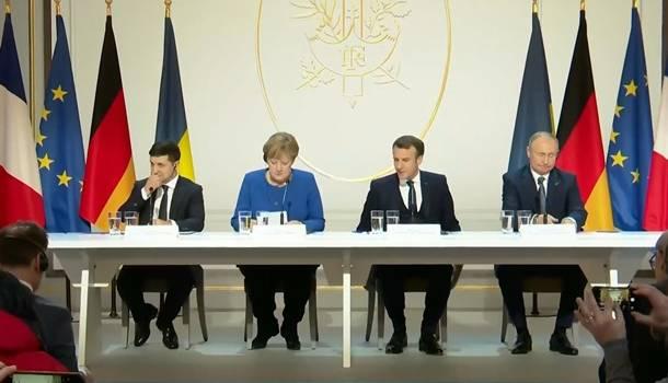 Пристайко прокомментировал результаты саммита в «нормандском формате»