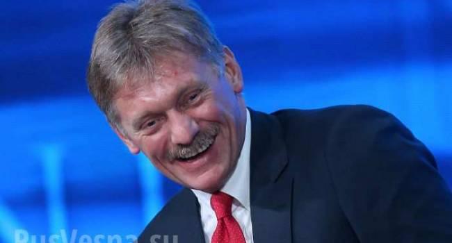 Кремль весьма надеется на конструктив в общении с Киевом