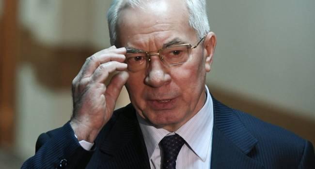 «Жизнь еле теплится»: Азаров рассказал о ситуации в украинской промышленности
