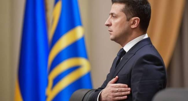 Зеленский о стене на Донбассе: «Мы никогда не сможем признать это другое государство»