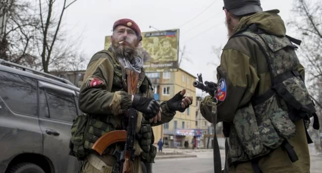 В Горловке начали активно вербовать в ряды НВФ: Жители в панике, такого ни в 14-м, ни в 15-м годах не было