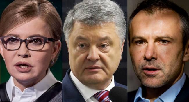 Порошенко – Мазепа, Тимошенко – Махно, Вакарчук – Винниченко: Вятрович назвал прототипы в истории сегодняшних политиков