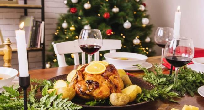 Всего лишь 5 блюд: диетолог рассказала о правильном новогоднем меню