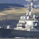 «Машина для ликвидации врага»: Ракетный эсминец США вошел в воды Черного моря