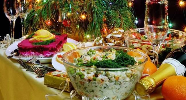 «На заметку хозяйкам»: Как новогодним блюдам придать новизны без особых усилий и затрат