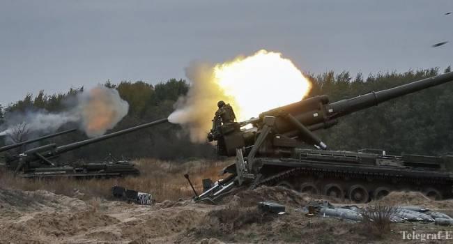 «Молотять самохідні артилерійські установки»: Найманці влаштували справжнє пекло під Донецьком