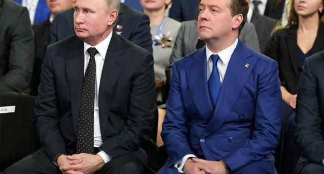 «Если хотите, чтобы мы сняли санкции, то…»: Медведев выдвинул Киеву условия