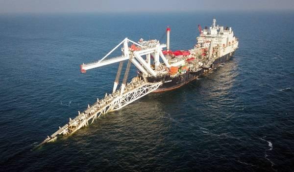 «Нет таких судов»: в России всполошились из-за проблем со строительством «Северного потока – 2»