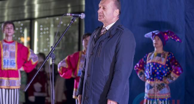 Луганск возвращается в «русский мир» - Пилавов