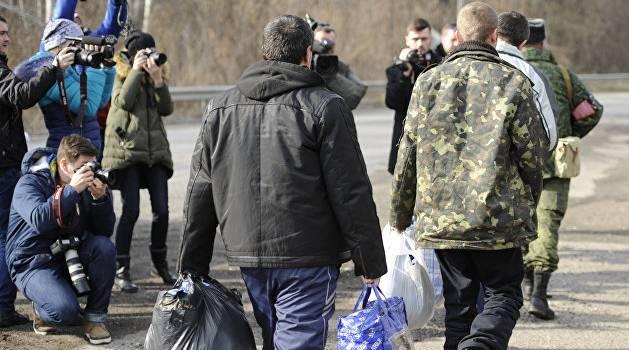 Обмен пленными: В общем домой будут возвращены 200 человек - СМИ