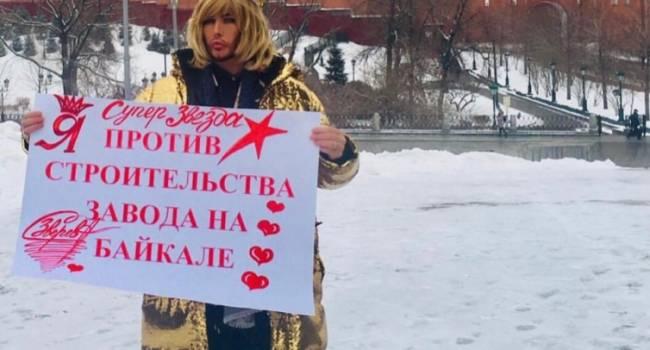 Зверев будет судиться в Европейском суде по правам человека из-за пикета возле Кремля