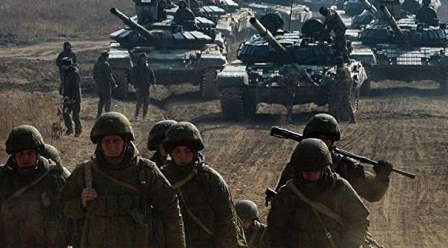Гибридная армия РФ прорывает оборону ВСУ на Донбассе, украинцы стоят до последнего