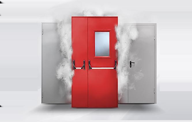 Противопожарные двери для Вашего предприятия
