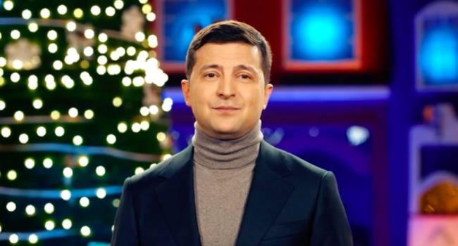 Нусс: поздравление Зеленского было направлено – переубедить нас, поддержать его «мирные», капитулянтские реформы