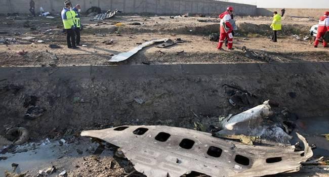 Иран заявил, что не отдаст Украине черные ящики самолета МАУ – Киев пока никак не комментирует