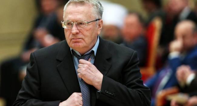 «Что с вами случилось?»: Соловьев удивился изменениям в поведении Жириновского