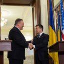 Нусс: Зеленский считает, что начало процедуры импичмента Дональду Трампу улучшило отношения между США и Украиной