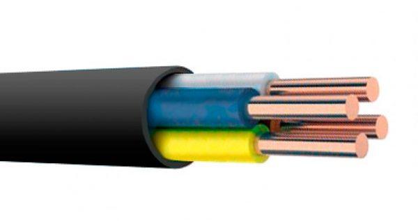 Силовой кабель ВВГнг LS по доступной цене