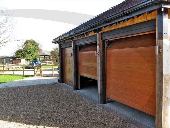 Продажа и профессиональная установка гаражных ворот