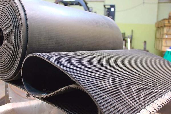 Разработка, производство и стыковка конвейерных лент