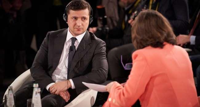 Политолог: Зеленский был в курсе о «12 шагах» для Украины или ему потом уже позвонили из Москвы