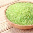 В России создали уникальную зеленую соль