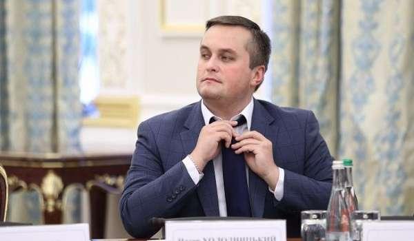 Холодницкий рассказал, как прошла его рабочая встреча с Зеленским