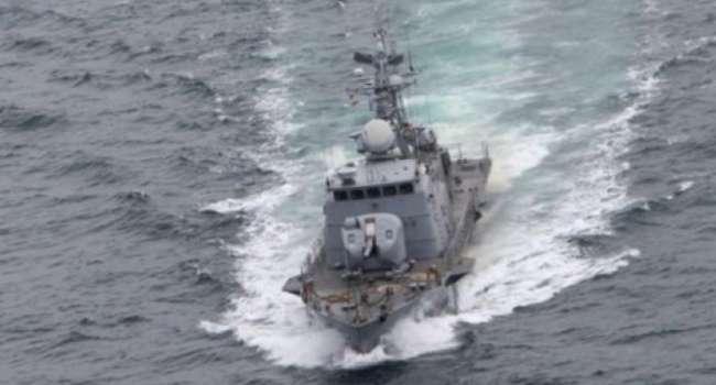 «ФСБ запаниковала»: Вооруженные силы Украины открыли стрельбу в Азовском море