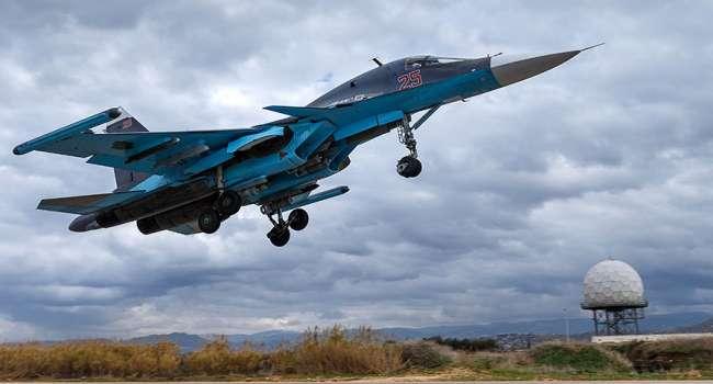 После того, как сирийская оппозиция пару раз шмальнула с ПЗРК по российским самолетам, те начали летать реже и выше