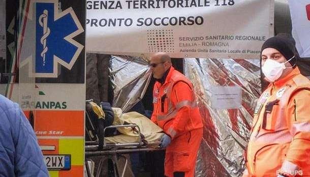 В Италии начали снижаться темпы распространения коронавируса