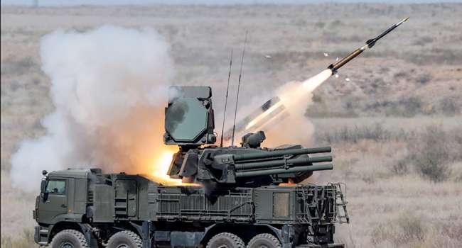 БПЛА Турции уничтожил очередной российский ЗРК «Панцирь-С1» в Сирии