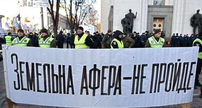 Политолог: Кабмин вводит Всеукраинский карантин накануне анонсированных в Киеве массовых акций протестов. Совпадение?